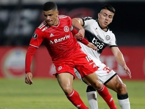 Empataron Olimpia 0 - 0 Internacional de Porto Alegre en la ida de los octavos de Copa Libertadores
