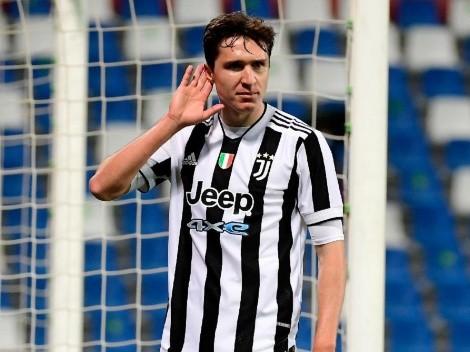 Federico Chiesa suena y está en la baraja de candidatos para llegar a la Premier League