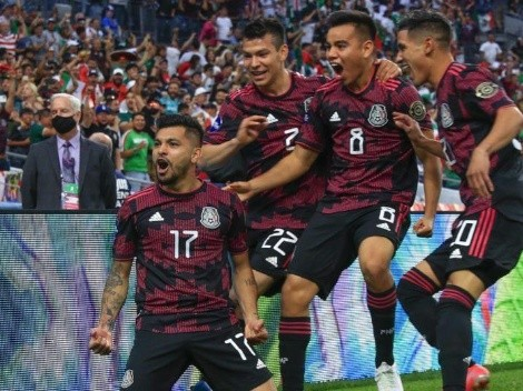Alineación de México para enfrentar a Guatemala por Copa Oro