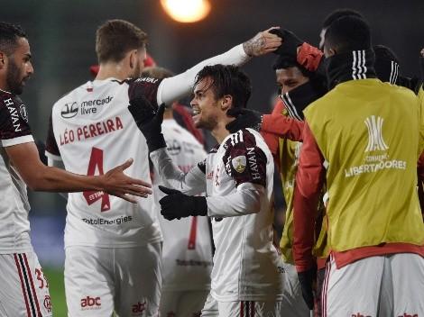Defensa cayó ante Flamengo y tendrá que jugarse la vida en Brasil