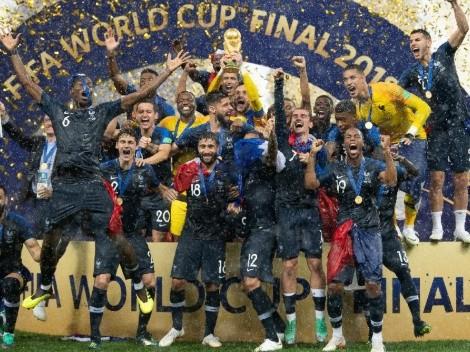 A tres años del título Mundial de Francia, los 9 jugadores que no volvieron a la selección