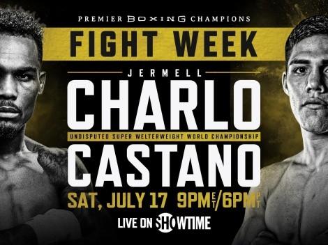 VER HOY en USA | Jermell Charlo vs. Brian Castaño: Pronóstico fecha, hora y canal de TV para la pelea por el campeonato unificado de Superwelter