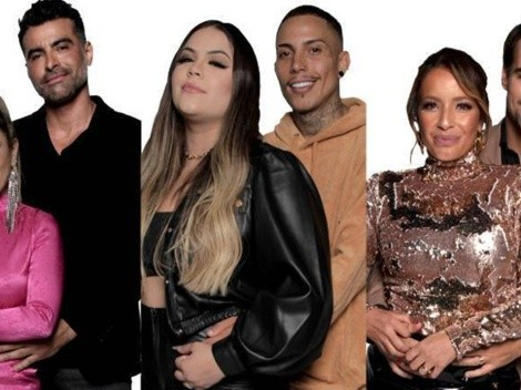 Enquete Power Couple Brasil 5: Li Martins e JP, Mari e Matheus e Renata e Leandro estão na décima DR; vote em qual casal você quer ELIMINAR do programa