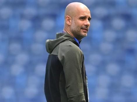 Guardiola elige a su nuevo 'Harry Kane'