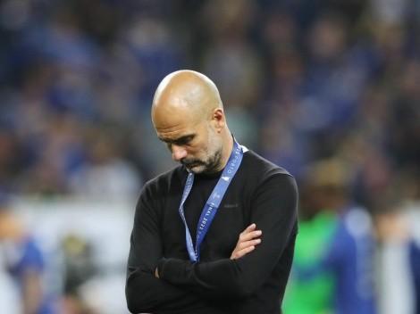Guardiola ajuda e City entra na disputa com Real por centroavante