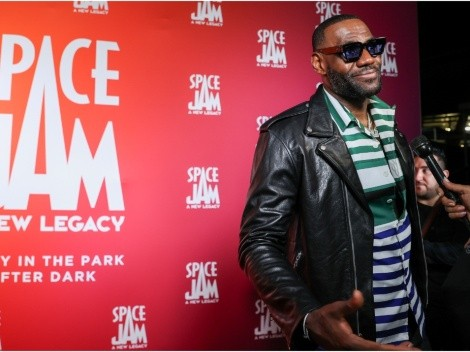 LeBron James' Space Jam is getting completely destroyed by critics