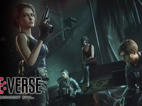 Capcom retrasa el lanzamiento de Resident Evil Re:Verse hasta 2022