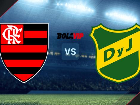VER HOY Flamengo vs. Defensa y Justicia: Fecha, hora y TV para ver el duelo EN DIRECTO por los octavos de final de la Copa Libertadores