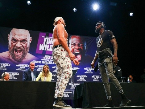 Tyson Fury vs Deontay Wilder: Es oficial la nueva fecha de la pelea