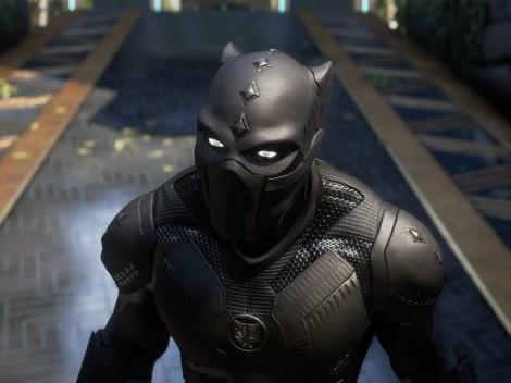 Black Panther en Marvel's Avengers tendrá la voz del actor de Kratos de God of War