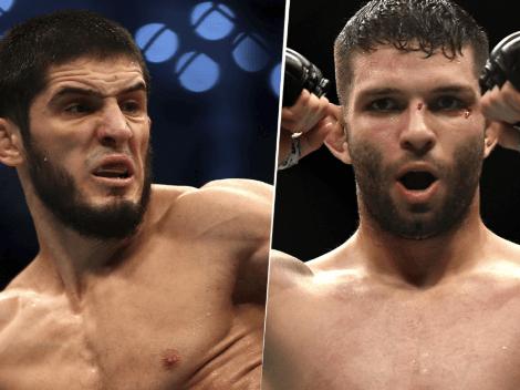 UFC Fight Night: cómo seguir EN DIRECTO Islam Makhachev vs. Thiago Moisés | Día, hora y canal de TV
