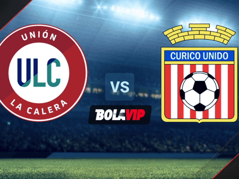 Qué canal transmite Unión La Calera vs. Curicó Unido por el Campeonato PlanVital