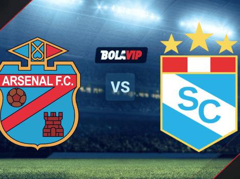 Arsenal de Sarandí vs. Sporting Cristal: cómo, cuándo y dónde juegan por la Copa Sudamericana