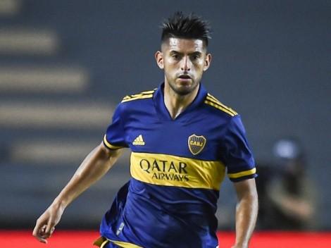 En línea de tres y como titular, así sería el regreso de Carlos Zambrano al once de Boca Juniors