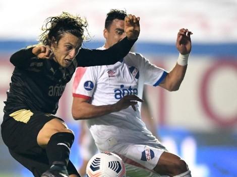 Peñarol se quedó con el clásico ante Nacional y se ilusiona con los cuartos de Sudamericana