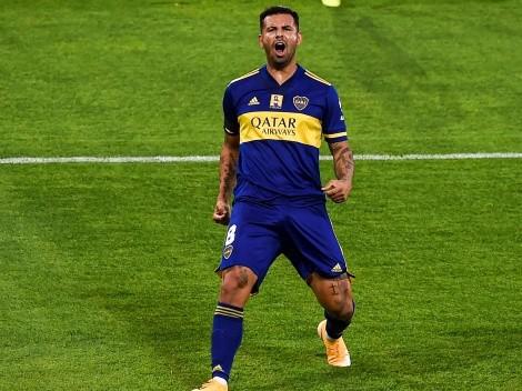 A asumir las consecuencias: Edwin Cardona ya no lucirá la '10' de Boca Juniors