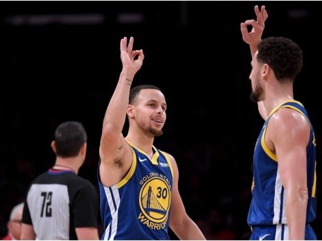 Who's the better shooter: Stephen Curry or Klay Thompson? Andre Iguodala shares the truth