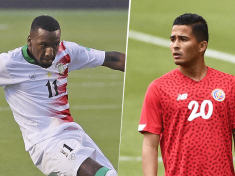 Costa Rica venció 2-1 a Surinam y clasificó en la Copa Oro
