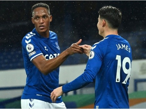 Transfer Rumors: James Rodriguez, Yerry Mina among 6 players Everton want to sell