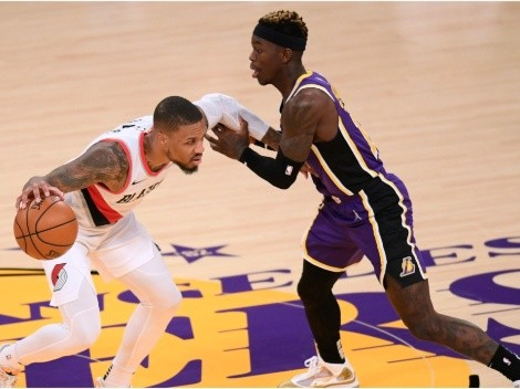 NBA Rumors: The massive trade that could send Damian Lillard to the Lakers