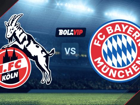 VER HOY EN VIVO Colonia vs. Bayern Munich por un amistoso de pretemporada