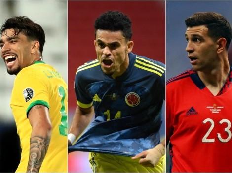 ¿Qué jugadores se revalorizaron tras la Copa América?