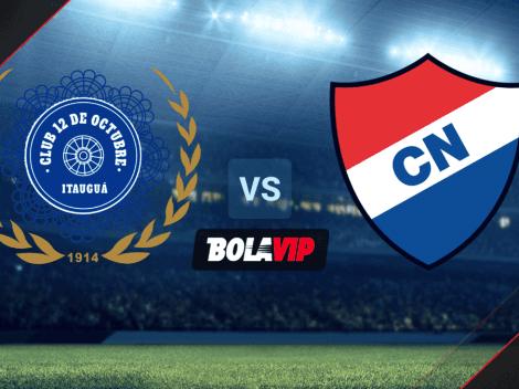 Qué canal transmite 12 de Octubre vs. Nacional por la Copa de Primera Tigo
