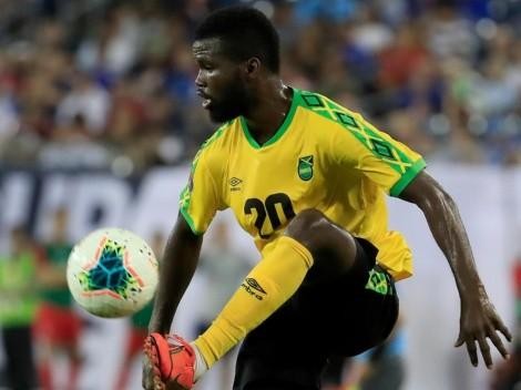 Jamaica venció 2-1 a Guadalupe por la Copa Oro y clasificó en el Grupo C