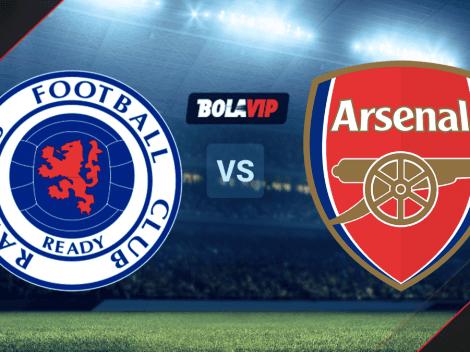 Qué canal transmite Rangers vs. Arsenal por un amistoso de pretemporada
