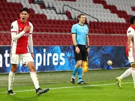 Ajax rechazó millonaria oferta de Francia por Edson Álvarez