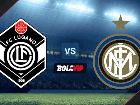 Cómo ver Lugano vs. Inter de Milán EN VIVO por un amistoso de pretemporada: hora y canal de TV