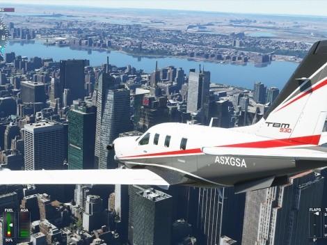 Microsoft Flight Simulator añadirá helicópteros en un futuro