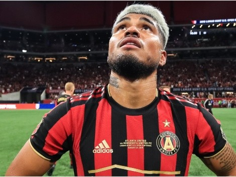 Josef Martinez and Gabriel Heinze's feud may force Atlanta United to make a decision