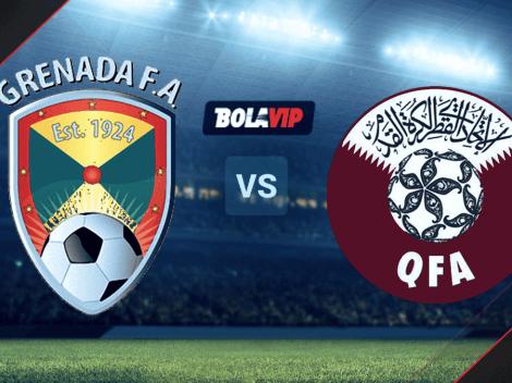 Qatar goleó 4-0 a Granada y quedó bien ubicado en la Copa Oro