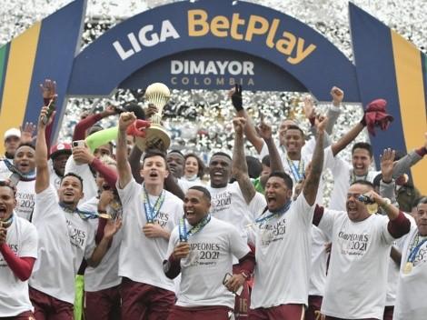 Así quedó el Top 10 de clubes más caros de la Liga BetPlay 2021-II
