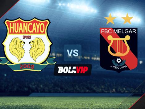 EN VIVO: Sport Huancayo vs. Melgar por la Liga 1