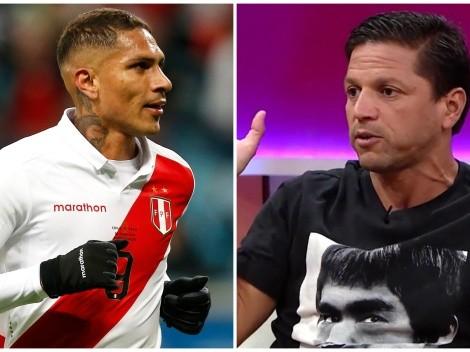 Pedro García analizó el regreso de Paolo Guerrero a la Selección Peruana