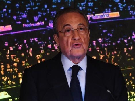 Florentino Pérez envió una carta al presidente del Porto para explicar comentarios en audios