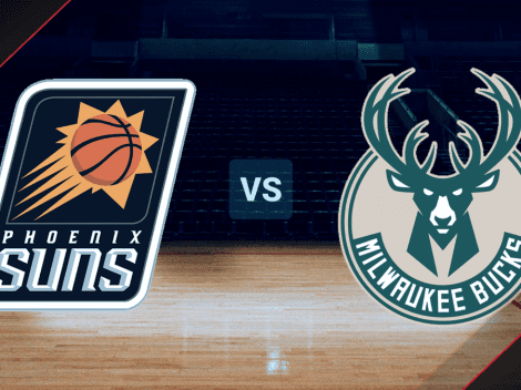 Qué canal transmite Phoenix Suns vs. Milwaukee Bucks EN VIVO por las Finales de la NBA | Juego 5 | Horario y TV | HOY