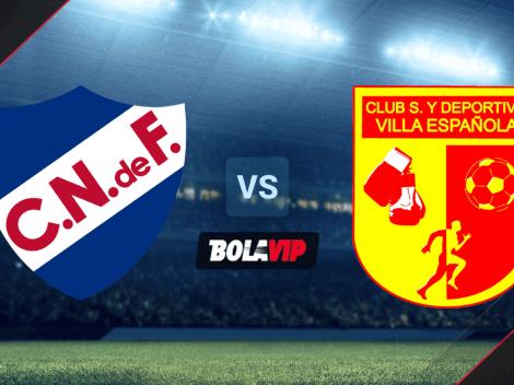 Cómo ver Nacional vs. Villa Española EN VIVO por la Fecha 11 del Campeonato Uruguayo: fecha, hora y canal de TV