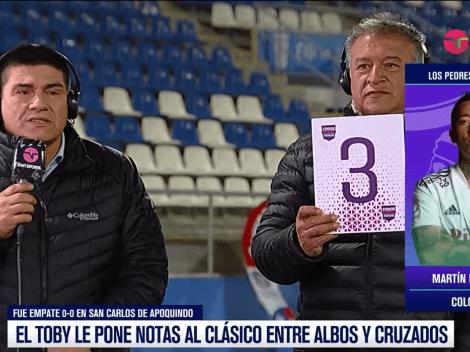 Toby Vega evalúa a Rodríguez como el más bajo de Colo Colo ante la UC