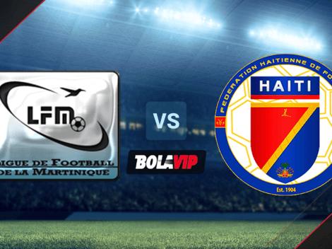 FINAL   Martinica 1-2 Haití por la Copa Oro