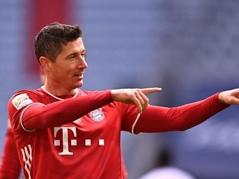 ¿Lewandowski a la Premier League? Harán una oferta por 50 millones de libras