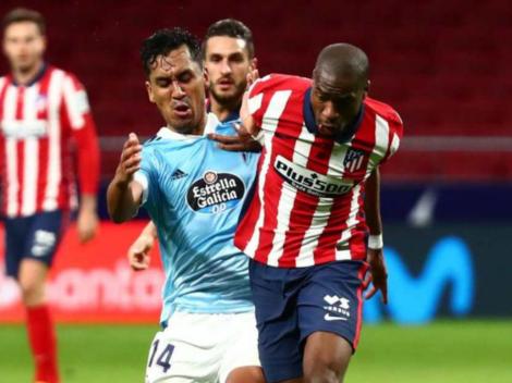 Atlético de Madrid tendrá a Renato Tapia solo si entrega como forma de pago a Geoffrey Kondogbia