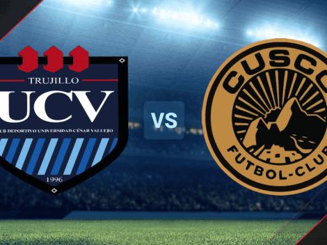 EN VIVO: César Vallejo vs. Cusco por la Liga 1