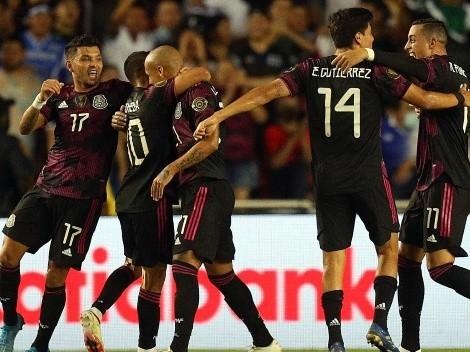 Rival de México en los cuartos de final de la Copa Oro