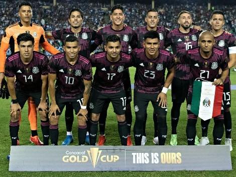 Calificaciones de los jugadores de México ante El Salvador
