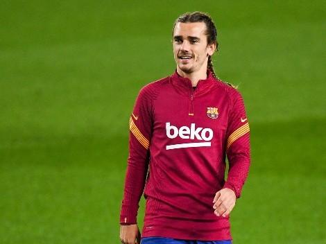 FC Barcelona descarta la salida de Antoine Griezmann al Atlético de Madrid