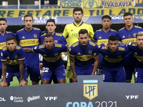 Boca podría cerrar las ventas de Pavón y Villa en los próximos días