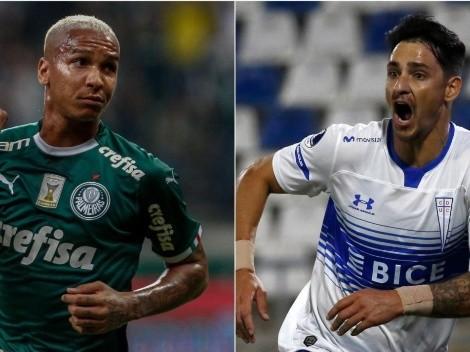 Palmeiras x Universidad Católica: data, hora e canal para assistir à partida de volta das oitavas da Copa Libertadores